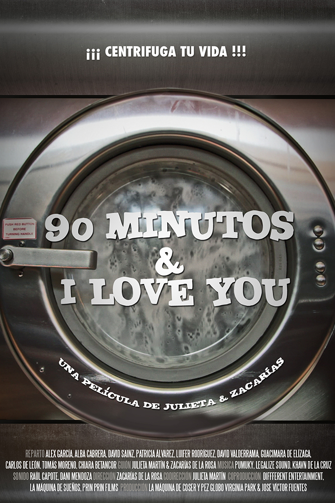 90 Minutos & I love you