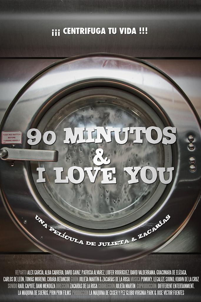90 Minutos & I love you