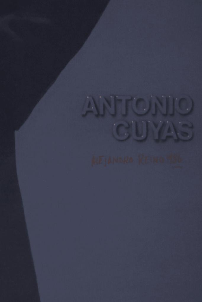 El retrato de Antonio